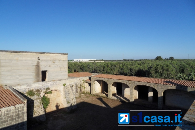 Rustico / Casale in vendita a Collepasso, 1 locali, prezzo € 780.000 | CambioCasa.it