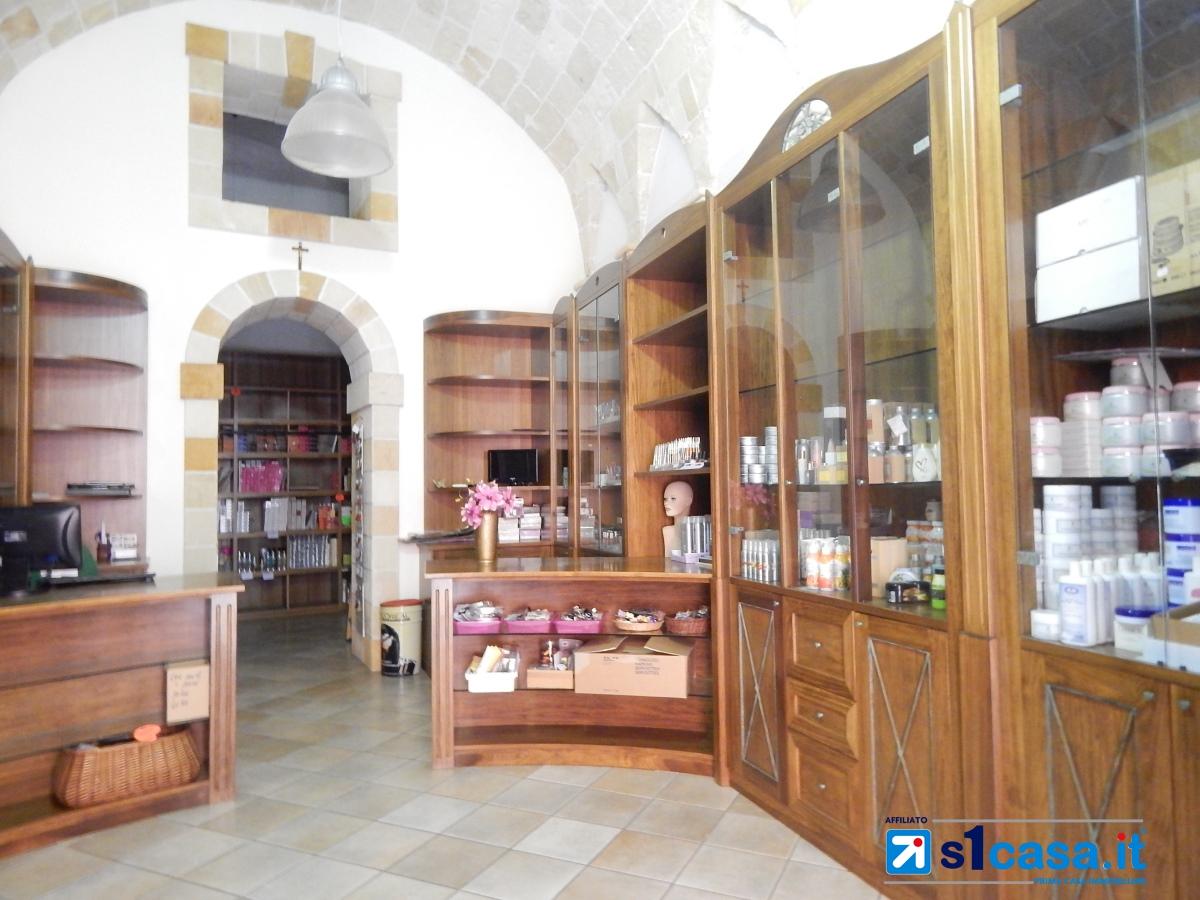 Locale Commerciale in Affitto Galatone