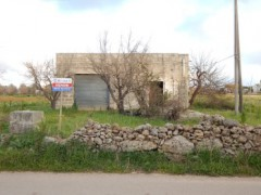 Galatone, agricultural land with ruin - 1