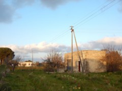 Galatone, agricultural land with ruin - 3