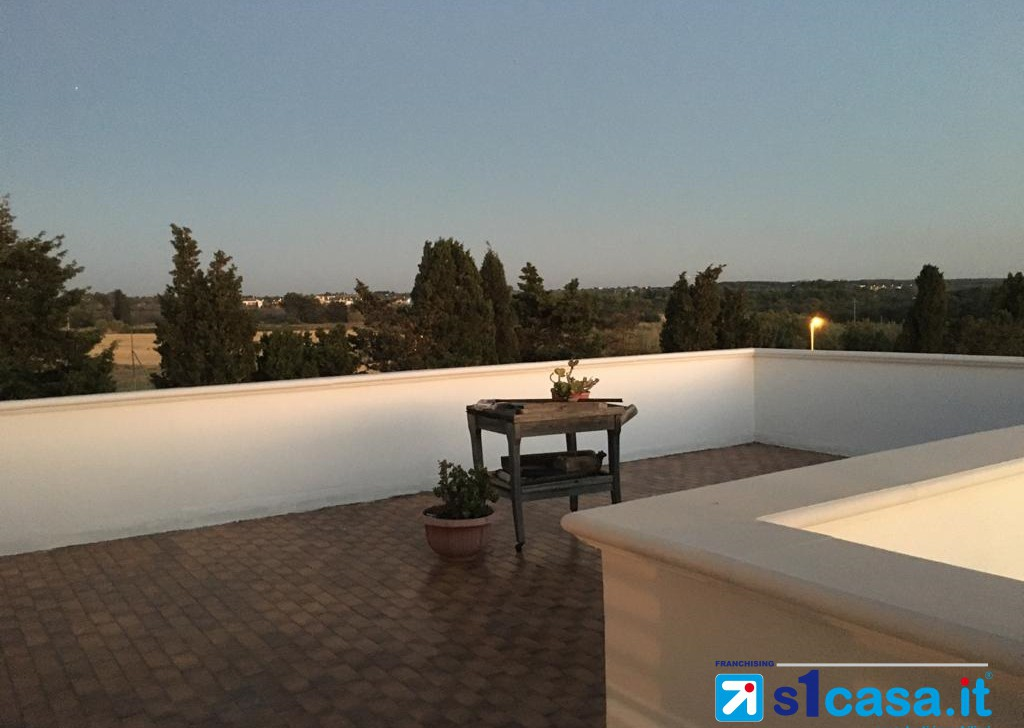 Sale Apartment Gallipoli - Penthouse for sale in Rivabella about 100 meters from the beach Locality